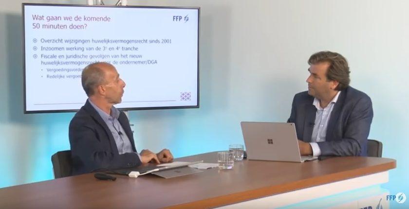 Harry van Houdt - FFP PE webinar huwelijksvermogensrecht 12 juni 2018